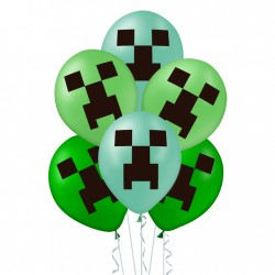 Balony 12cali zielone...