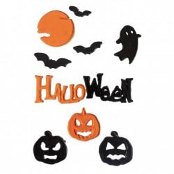Naklejki na szybę Halloween