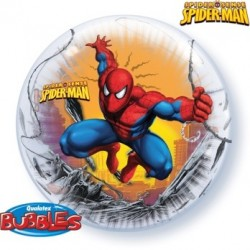 Balon Bubbles Spiderman