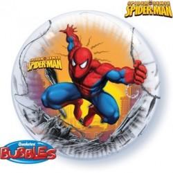Balon Bubbles Spiderman