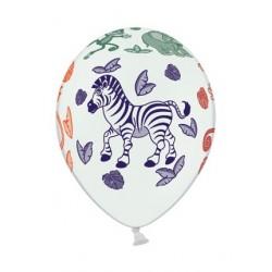 """Balon  """"Zoo"""" 1szt."""