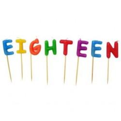 Świeczki Pikery Eighteen