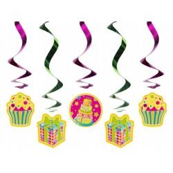 Świderki Słodycze i prezenty, 5szt