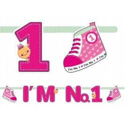 Baner urodzinowy, I'm No.1,...