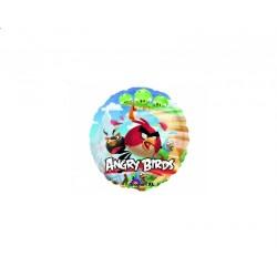Balon foliowy Angry Birds, 1 szt.
