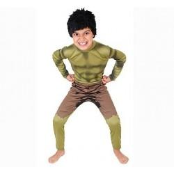 Strój Hulk L 7-8 lat
