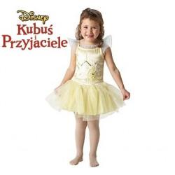 Sukienka Puchatek (2-3 lata)
