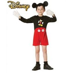 Strój Mickey Mouse L, 7-8lat