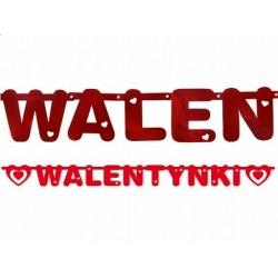 "Baner "" walentynki"""