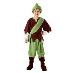Strój Robin Hood , rozm. 110/116