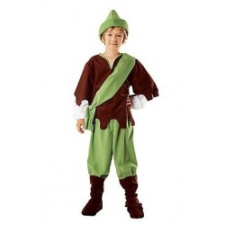 Strój Robin Hood,  rozm. 122/128