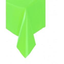 Obrus foliowy, j.zielony