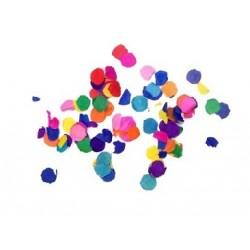 Konfetti papierowe, kolorowe 10g