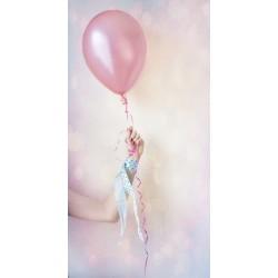 """Balon gumowy 14"""" z helem, 1szt mix kolorów"""