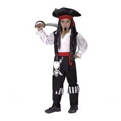 Strój Pirat Kapitan r.130/140