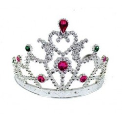 Diadem, tiara księżniczki