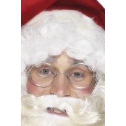 Okulary Św. Mikołaja okrągłe