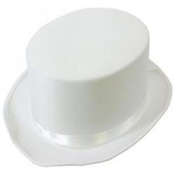 Cylinder biały