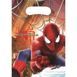 "Torebki ""Amazing Spiderman2"", 6szt"