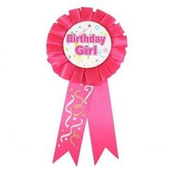 """Kotylion """"Birthday Girl"""""""