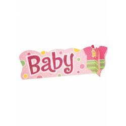 Dekoracja stołu Baby Girl