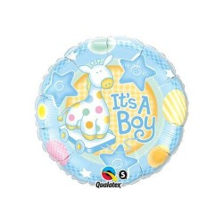 "Balon foliowy 18"", ""It's a Boy"""