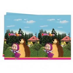 """Balon foliowy 24""""- Masza i Niedźwiedź"""