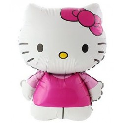 Balon foliowy Hello Kitty 68x48