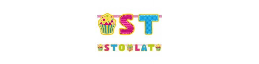Banery urodzinowe